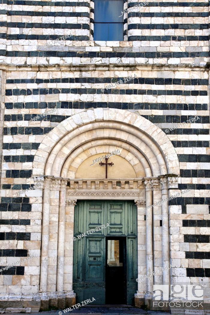 Stock Photo: Volterra, Tuscany.