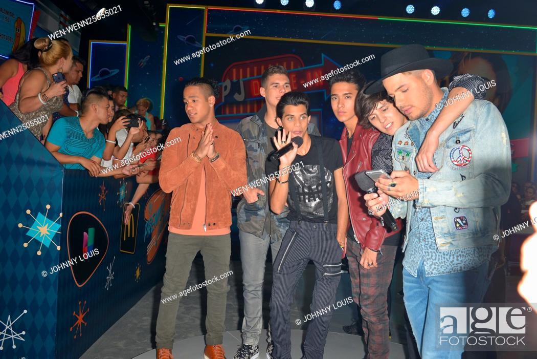 Univision Premios Juventud Awards Youth Awards at Bank
