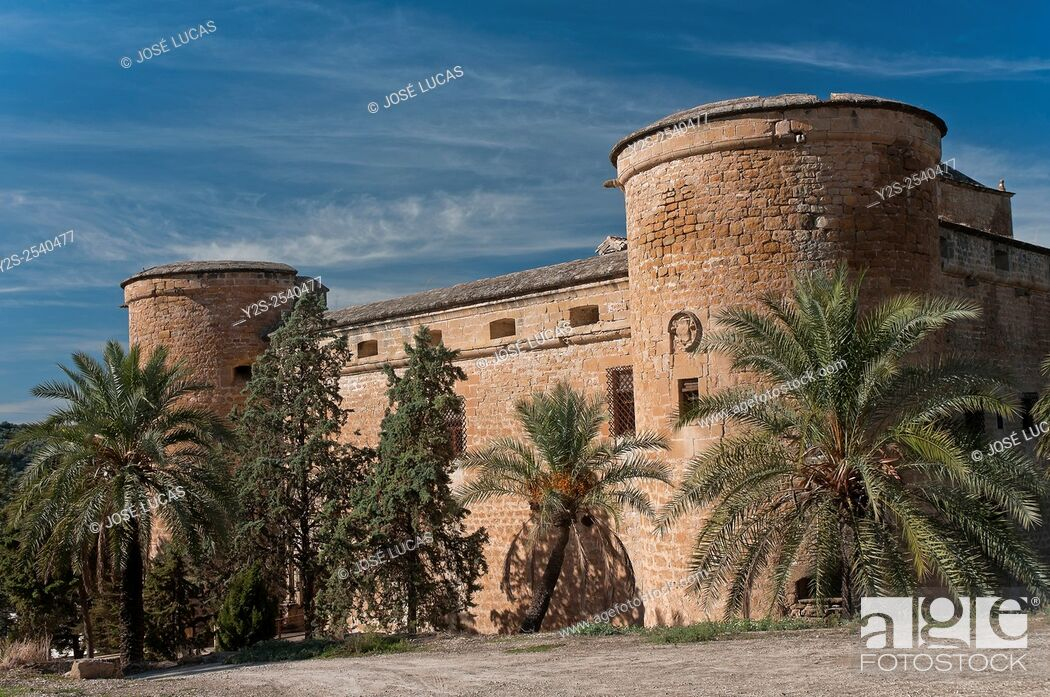 Imagen: Canena Castle, Canena, Jaen province, Region of Andalusia, Spain, Europe.