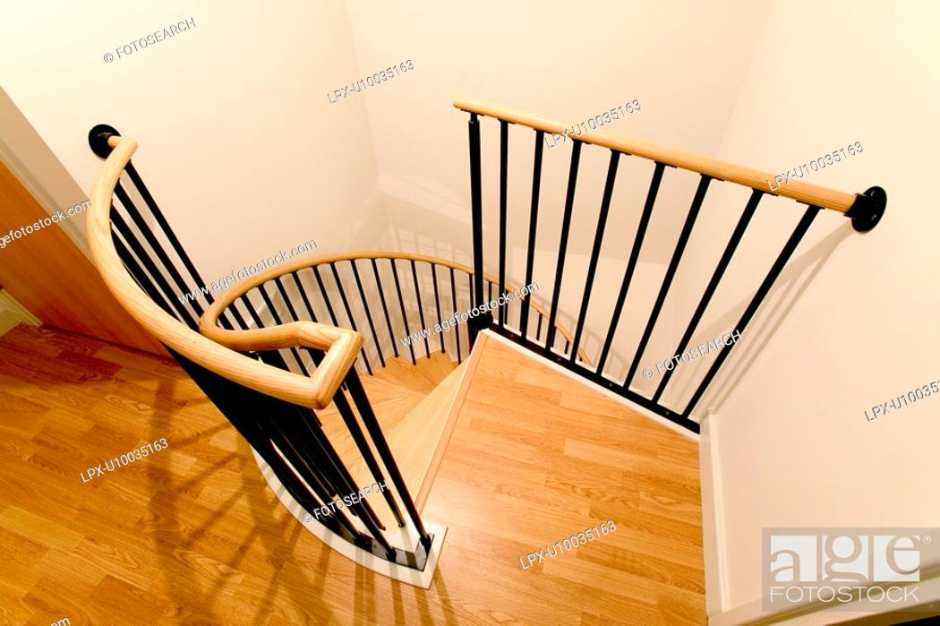 Stock Photo: Staircase.
