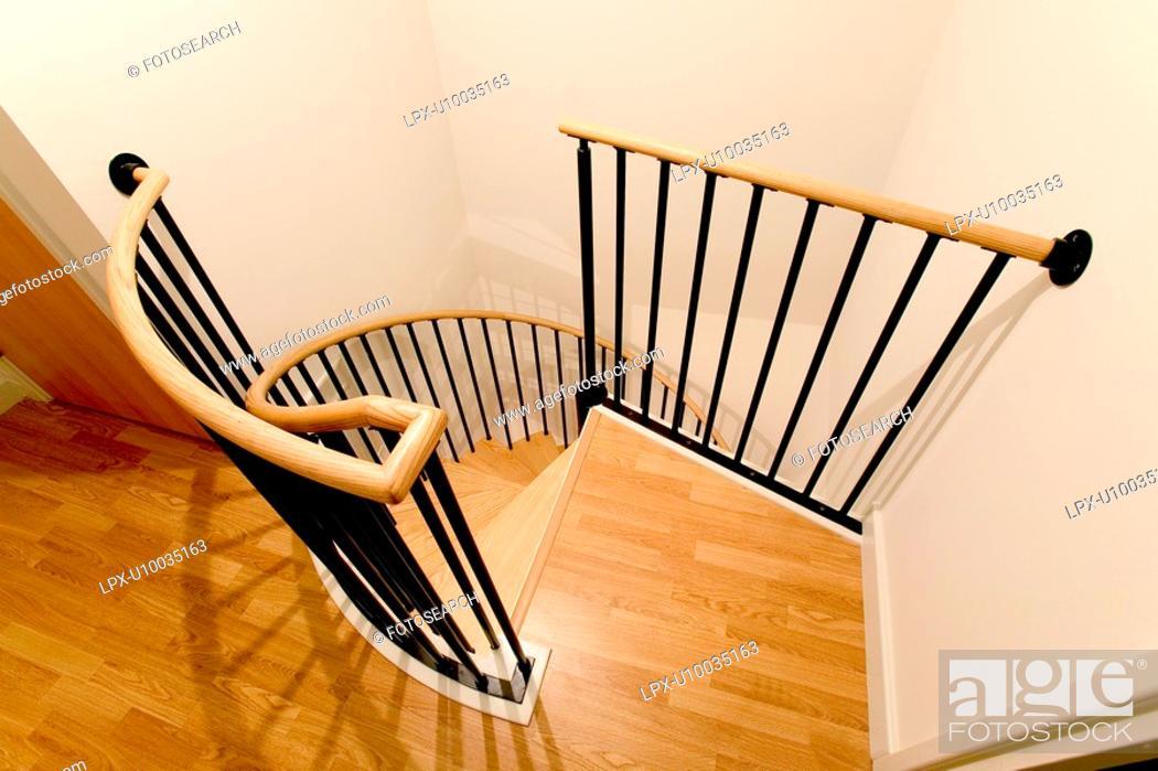 Stock Photo: Staircase.