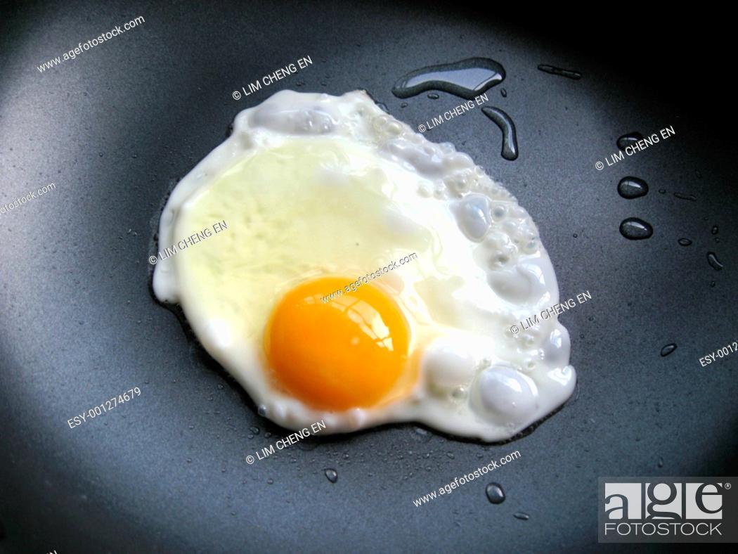 Stock Photo: egg.