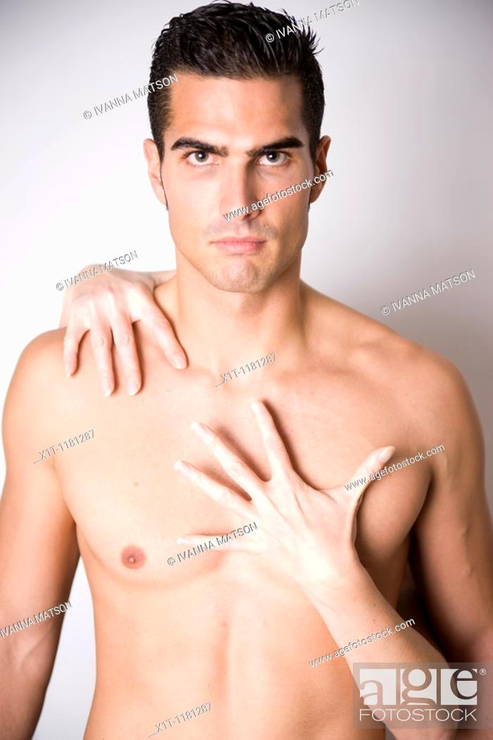Stock Photo: Young Man.