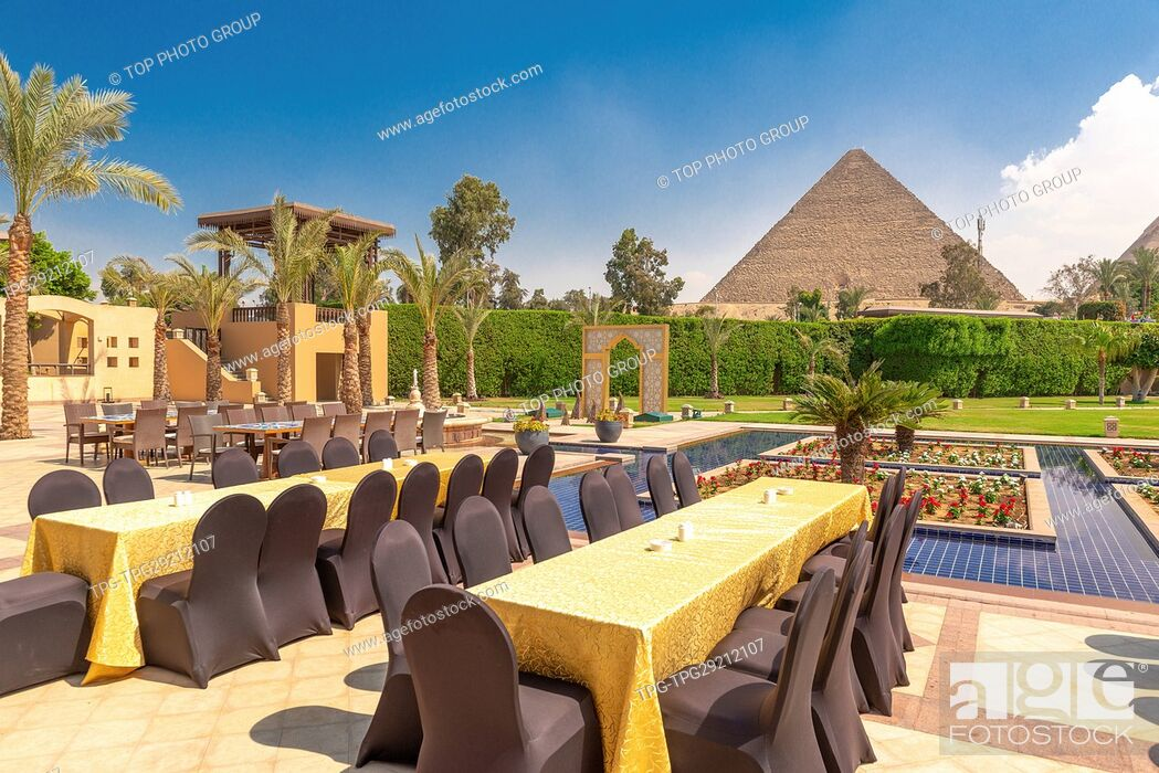 Stock Photo: Pyramid; Cairo;Egypt; Africa.