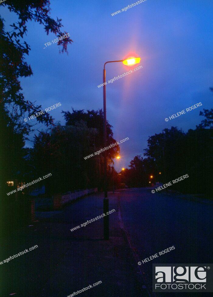 Imagen: Street Light.