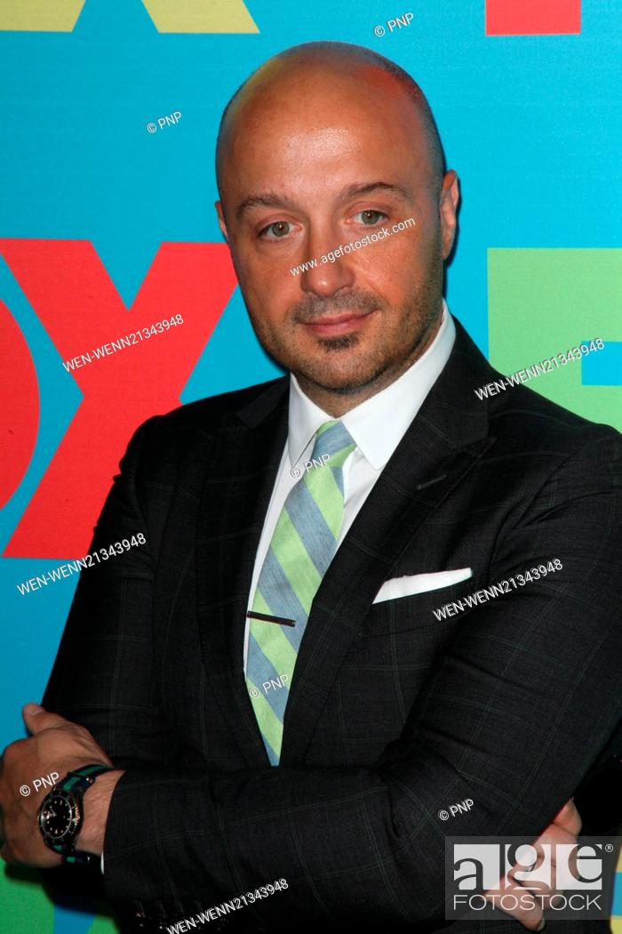 Imagen: FOX Upfronts at The Beacon Theater - Arrivals Featuring: Joe Bastianich Where: New York City, New York, United States When: 13 May 2014 Credit: PNP/WENN.