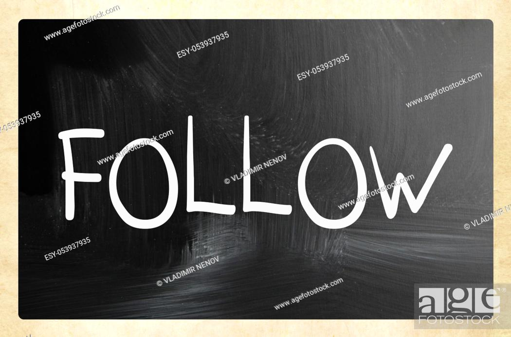 Stock Photo: social media - internet networking concept.