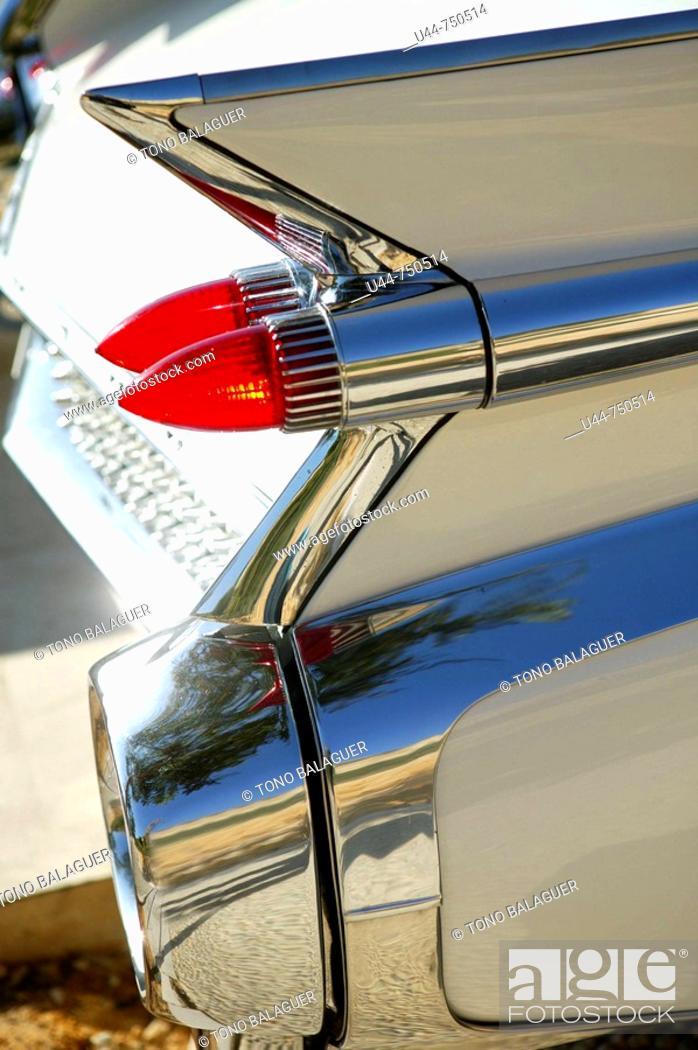 Stock Photo: Cadillac El Dorado.