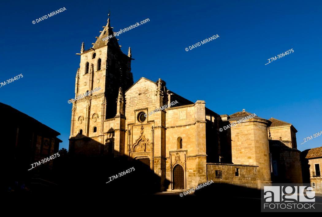 Imagen: Iglesia de Santa María Magdalena. Torrelaguna. Madrid Province. Spain.