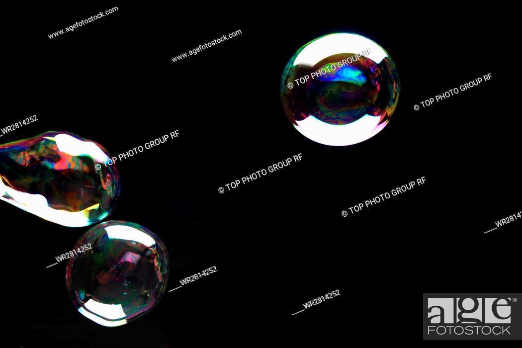 Stock Photo: Bubble.