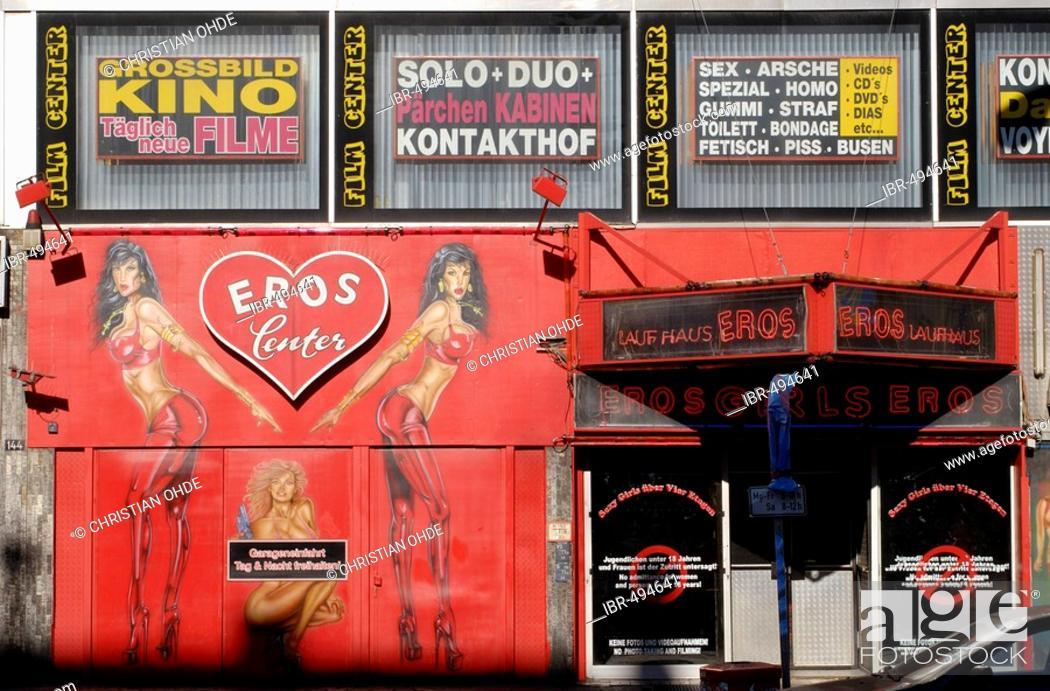 Eros center laufhaus