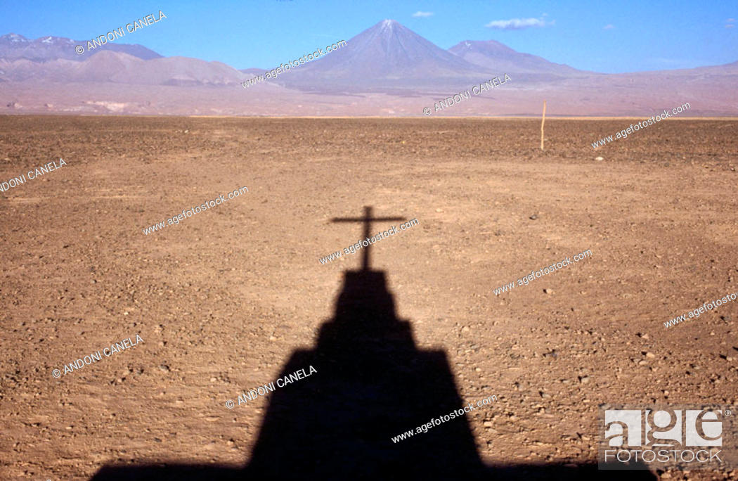 Stock Photo: San Pedro de Atacama, Chile.