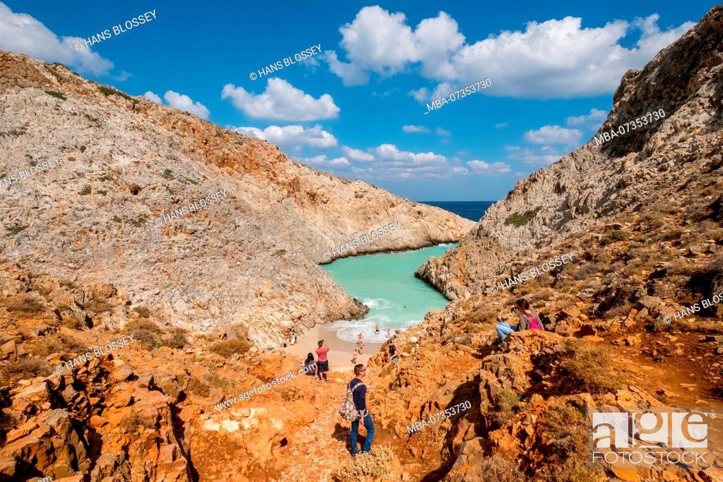 Climbing in Chania Crete