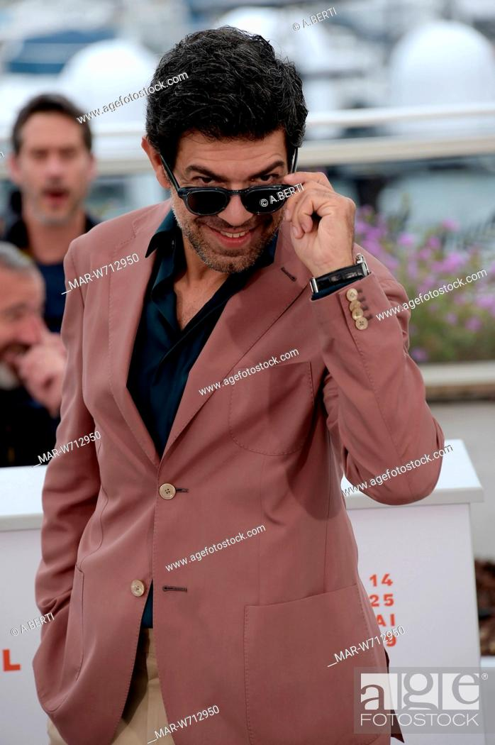 Imagen: Pierfrancesco Favino Cannes, 24-05-2019 72nd Cannes Film Festival.