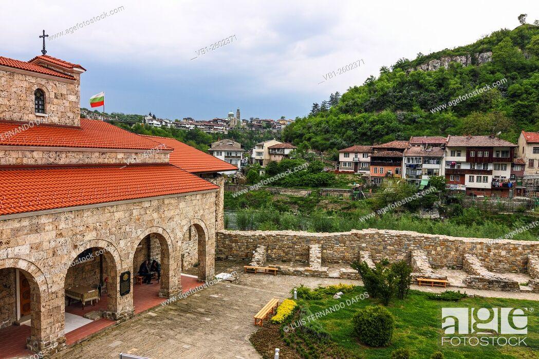 Imagen: Forty Martyrs Church , Veliko Tarnovo , Bulgaria.