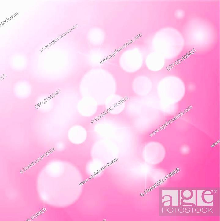 Stock Vector: Vector pink background.