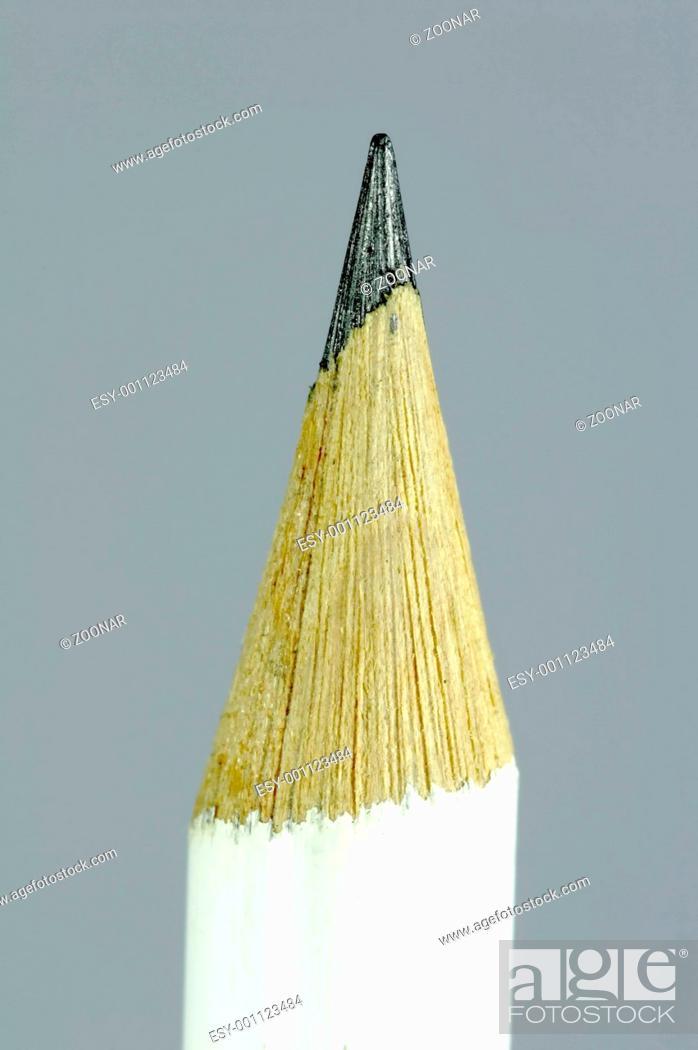 Stock Photo: Pencil.