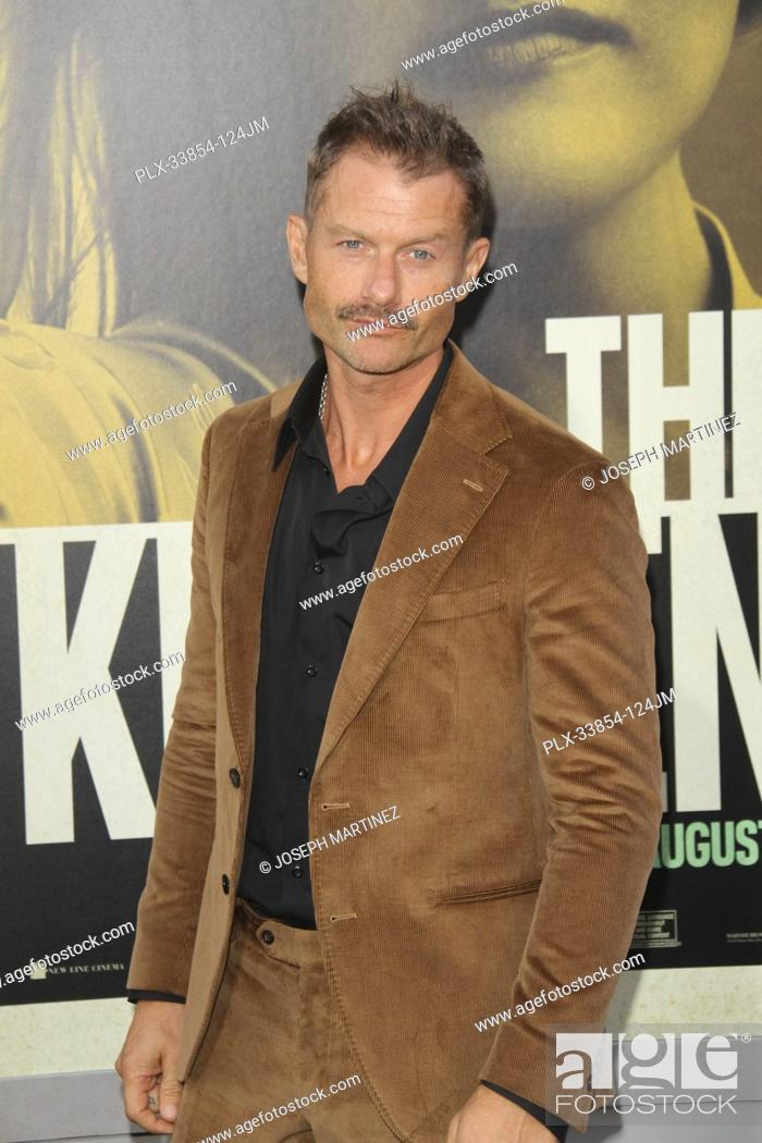 """Stock Photo: James Badge Dale at Warner Bros. Pictures' """"""""The Kitchen"""""""" Premiere held at the TCL Chinese Theatre, Los Angeles, CA, August 5, 2019."""