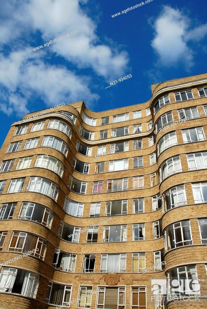 art deco florin court building used in the agatha christie s