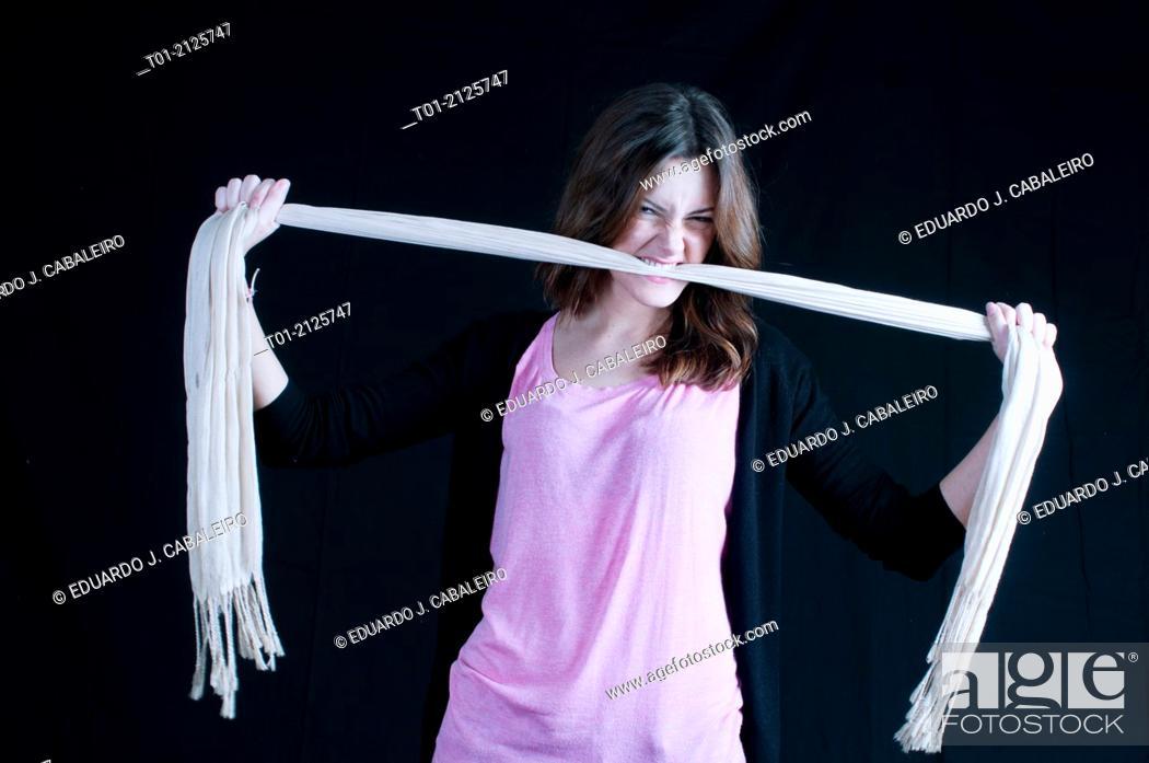 Imagen: fashion girl.