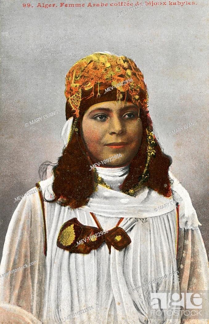 femme recherche kabyle