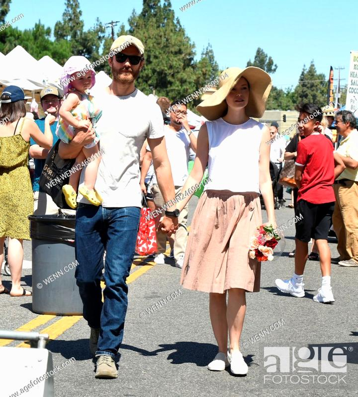 Summer Glau And Husband Val Morrison Take Their Daughter Milena Jo Morrison To The Farmers Market Stock Photo Picture And Rights Managed Image Pic Wen Wenn24699104 Agefotostock She teased a return to tv by portraying kendall frost in one episode of castle season 8. https www agefotostock com age en stock images rights managed wen wenn24699104