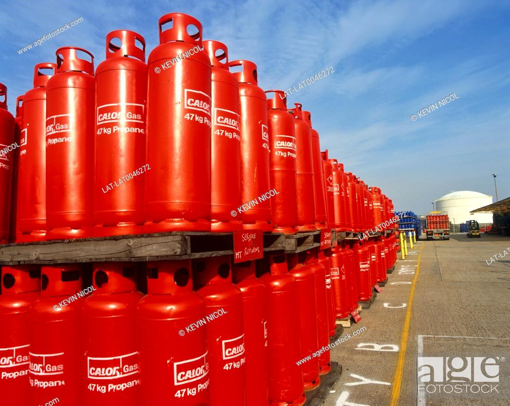 Bottled gas cylinders are pressurized fuel containers,and are able ...