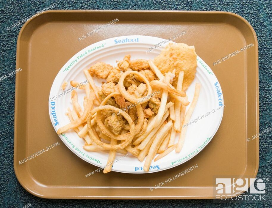 Stock Photo: Close-up of snacks in a plate.