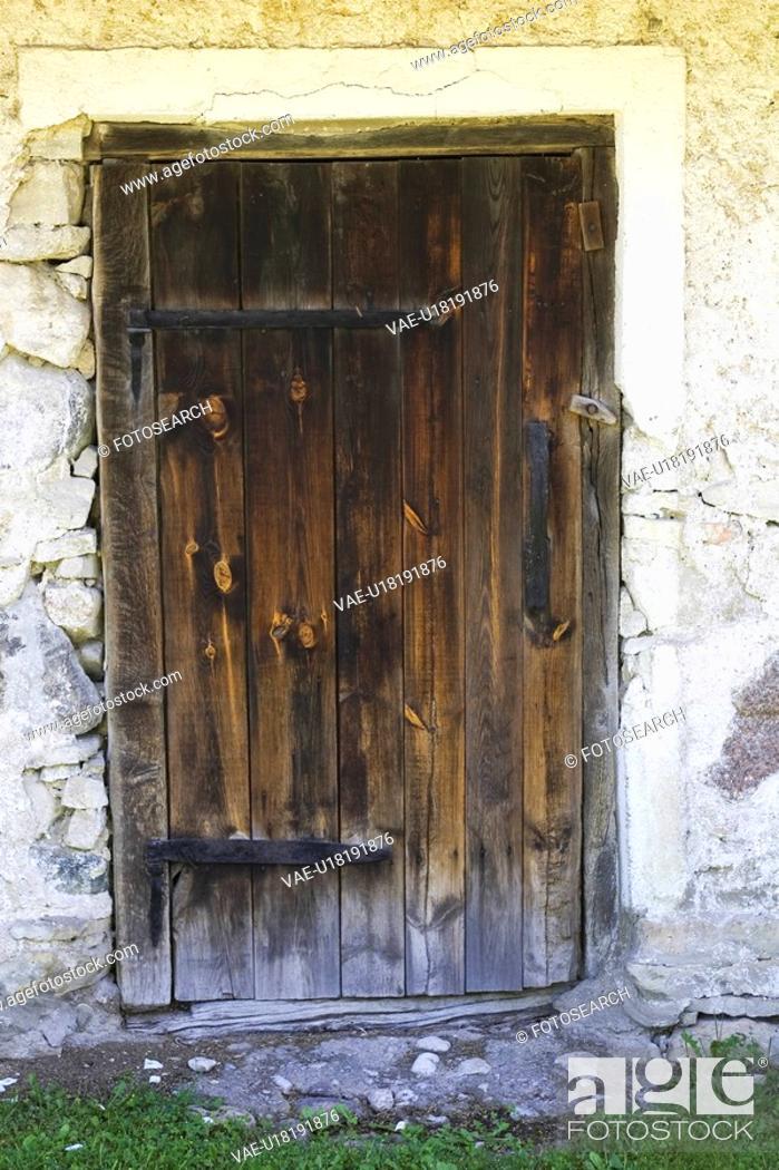 Stock Photo: Door, Entrance.