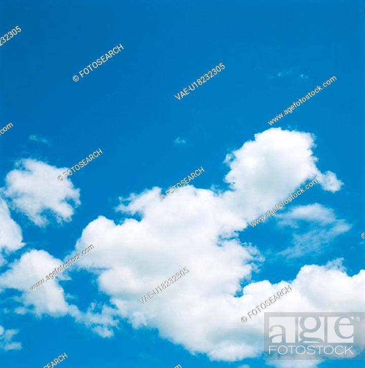 Stock Photo: sky scenes, cloud, outdoors, scenic, natural world, natural.