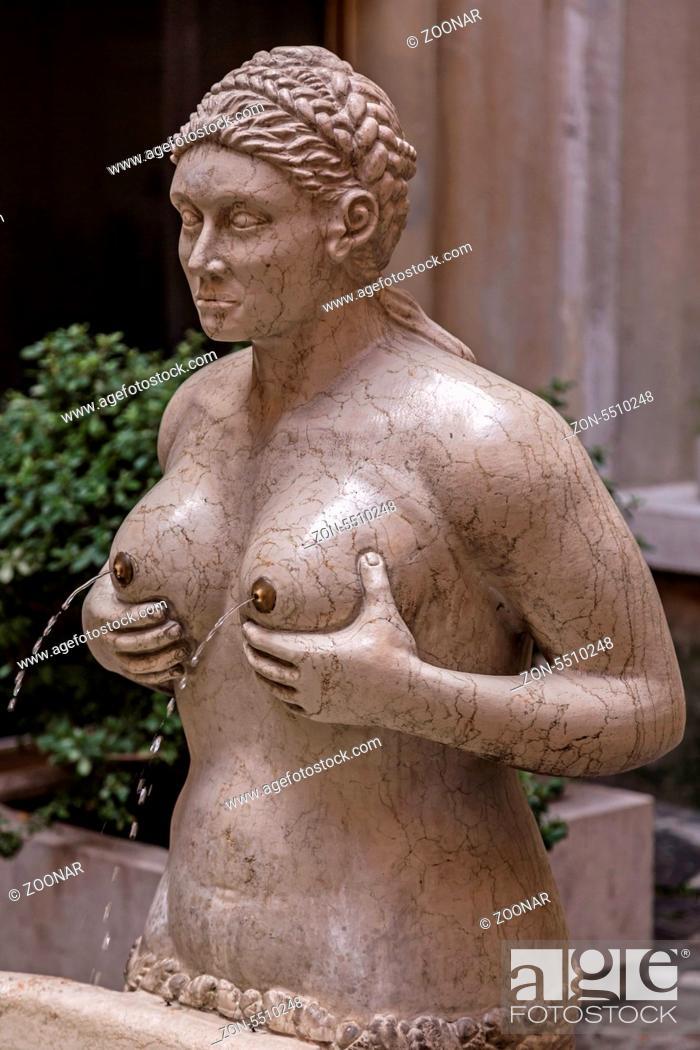 üppige brüste