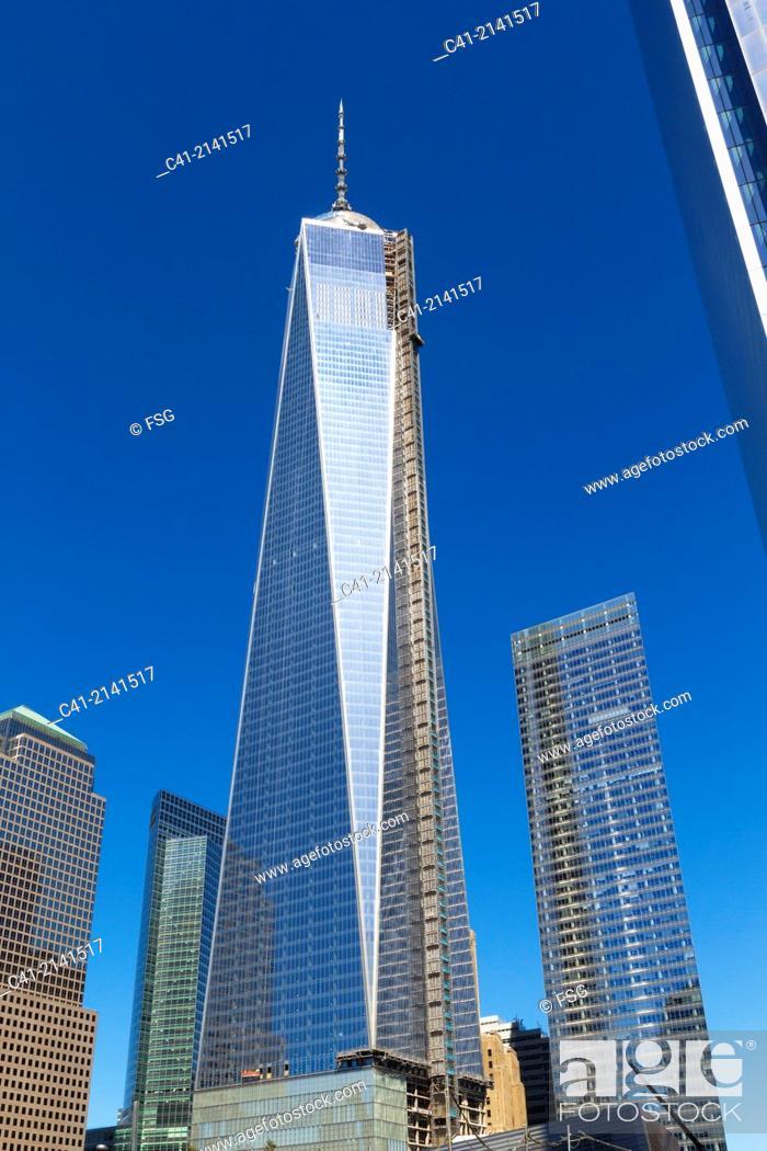 Imagen: Freedom Tower. New York City. NY, USA.