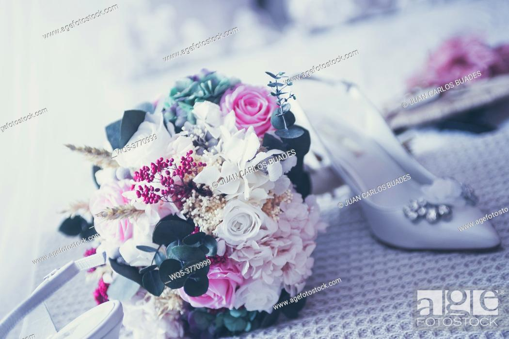 Photo de stock: a elements, and fashion accessories and weddings fashion decoration.