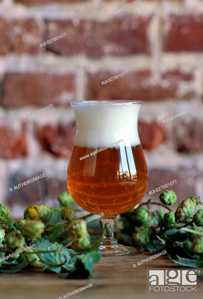 Stock Photo: Belgium - Beer.