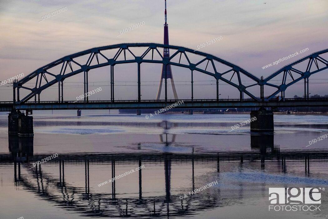 Stock Photo: Riga, Latvia.
