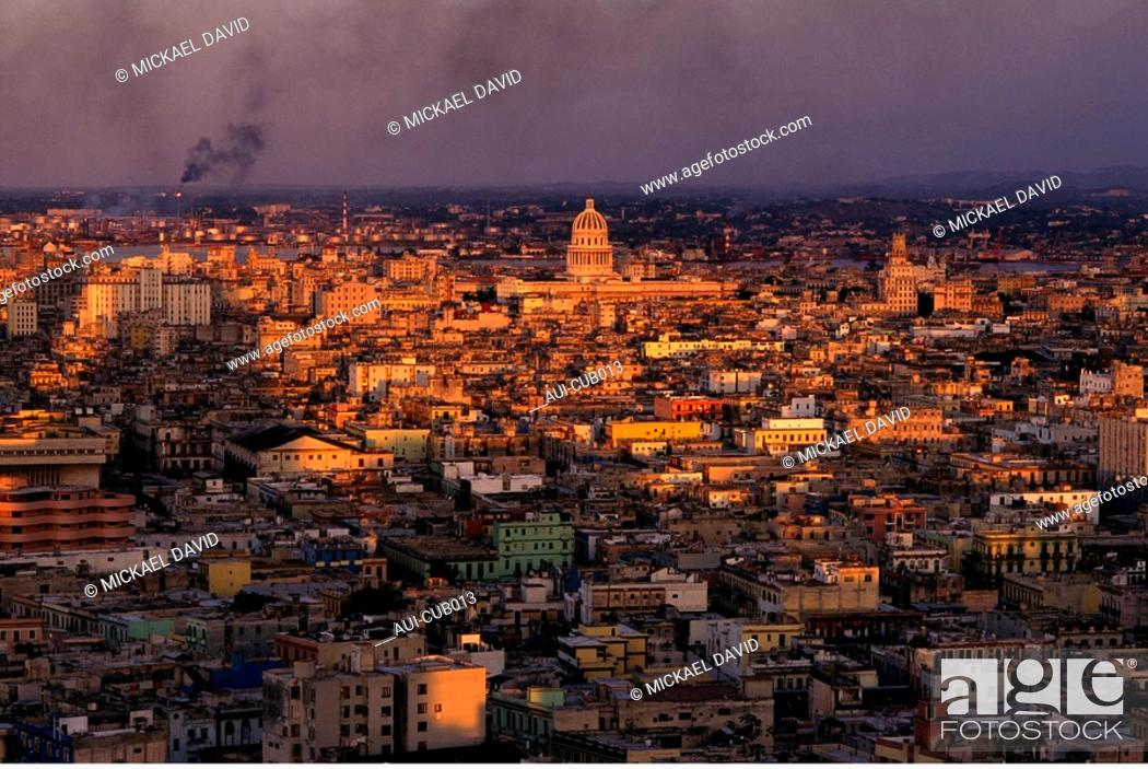 Stock Photo: Cuba - The Havana.
