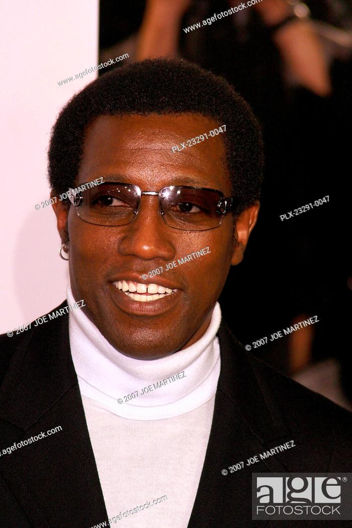 Stock Photo: The Great Debaters (Premiere) Wesley Snipes 12-11-2007 / Cinerama Dome / Hollywood, CA / MGM / Photo by Joe Martinez.