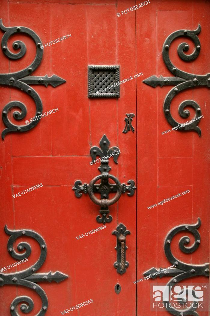 Stock Photo: Surface, Appearance, Structure, Architecture, Door, Entrance.