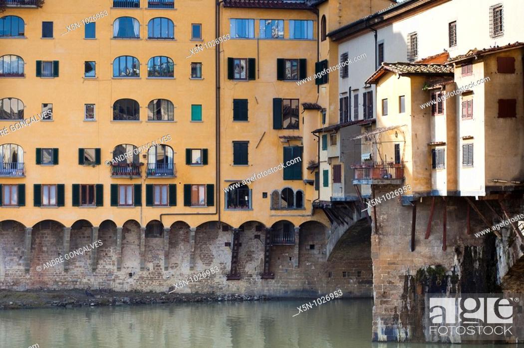 Stock Photo: Florence, Tuscany, Italy.