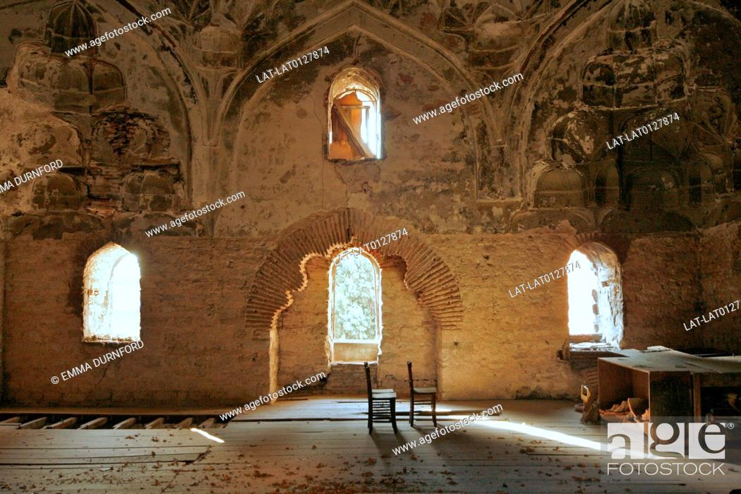 An Ancient Hamman Turkish Bath House