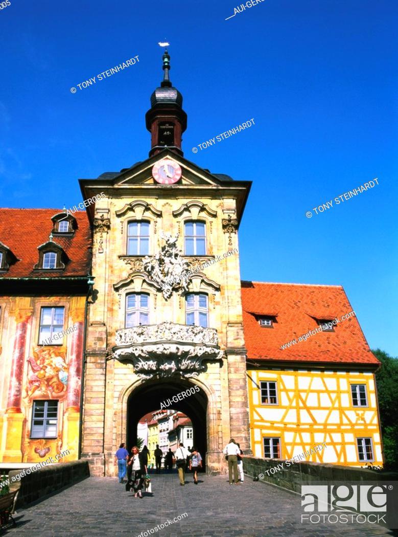Stock Photo: Germany - Bamberg.
