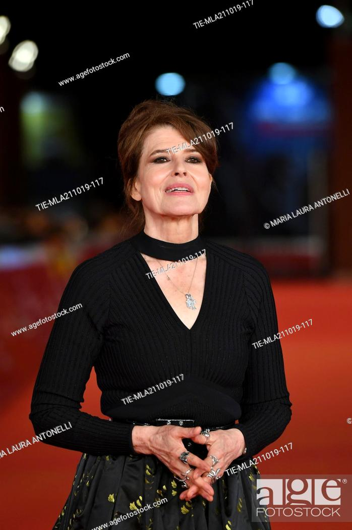 Imagen: Fanny Ardant pose for the screening of 'La Belle Epoque' at the 14th annual Rome Film Festival, in Rome,ITALY-20-10-2019.