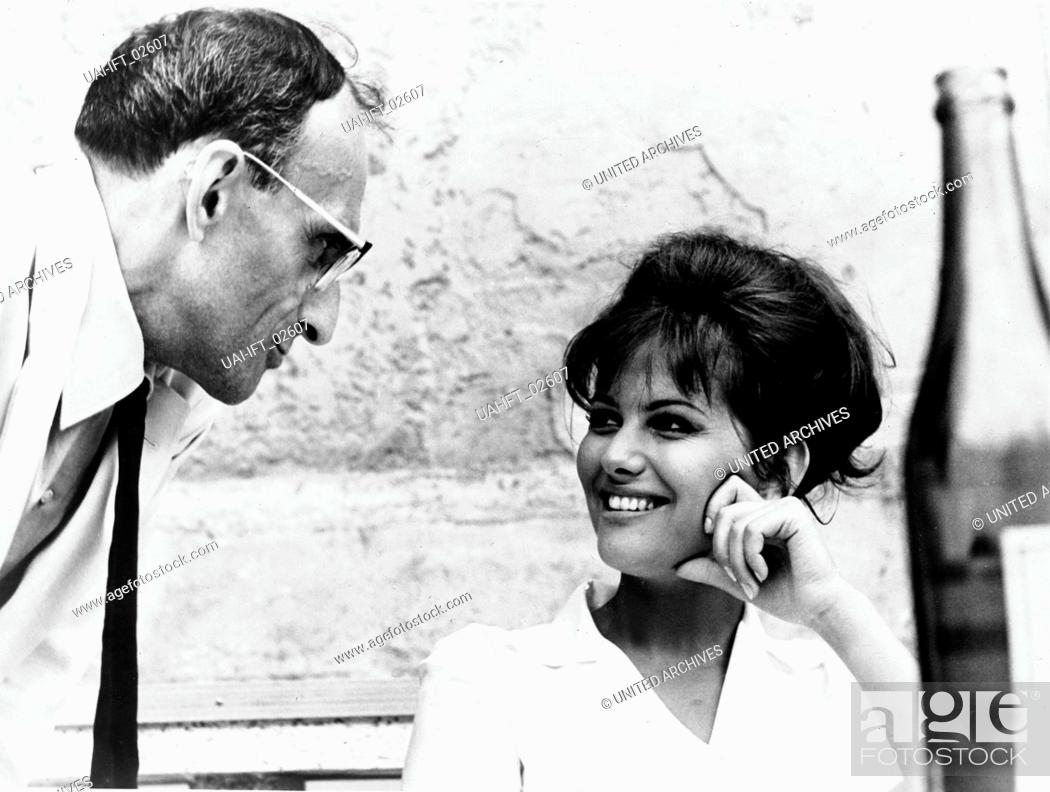 8 1/2 Otto e mezzo, Italien/Frankreich 1963, aka: Achteinhalb, Regie ...