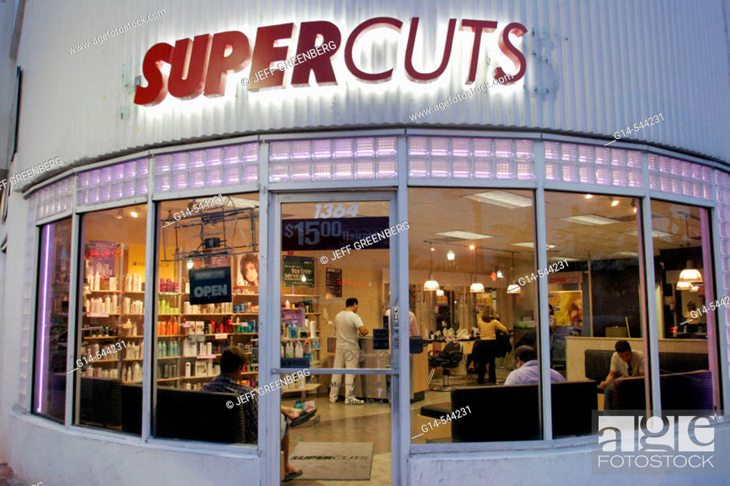 Hair Care Products Salon Retail Display Business Haircut Super