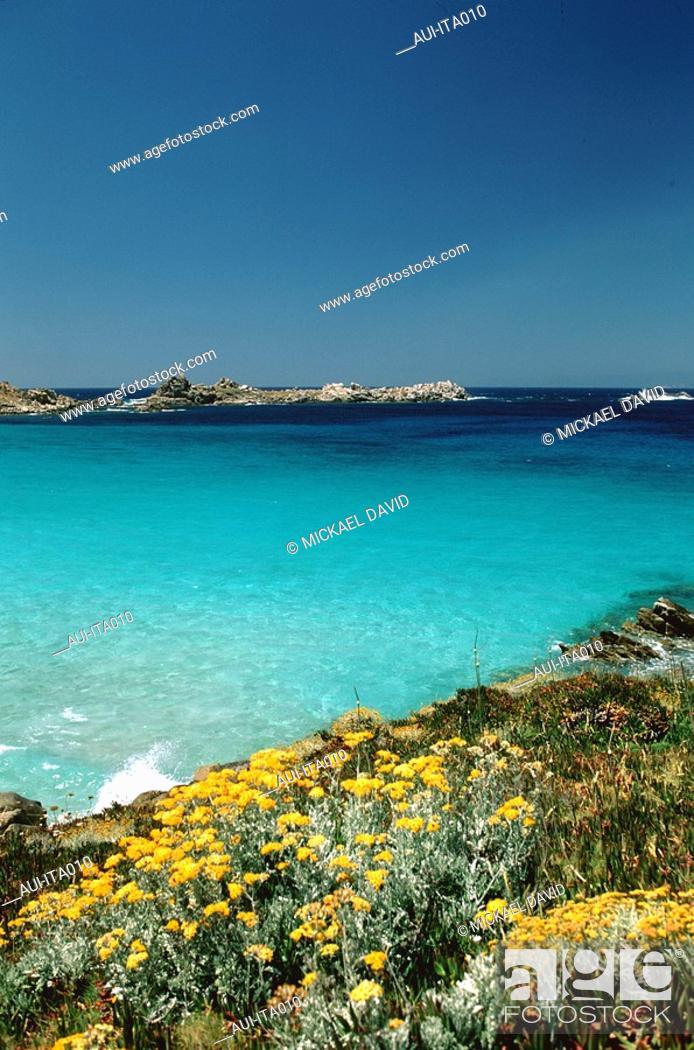 Stock Photo: Italy - Sardinia.