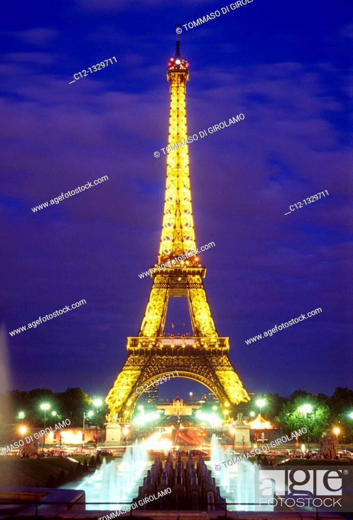 Stock Photo: France, Paris.