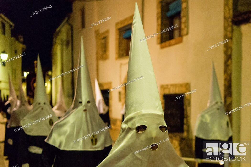 Stock Photo: Drum and Bass Drum Route in la Puebla de Hijar, Spain.