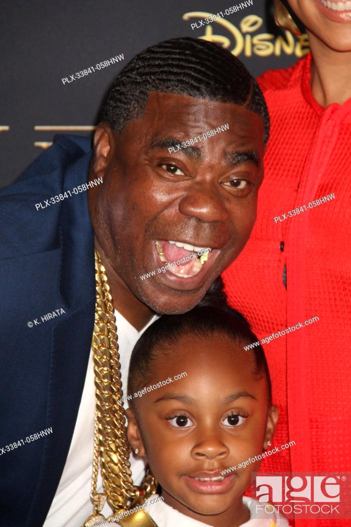 "Stock Photo: Tracy Morgan 07/09/2019 """"The Lion King"""" Premiere held at the Dolby Theatre in Hollywood, CA. Photo by: K. Hirata / HNW/ PictureLux."