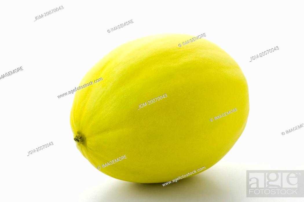 Stock Photo: Melon.