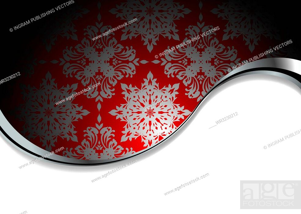 Vector: Wallpaper abstract background design with room for your own copy.